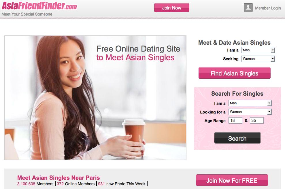 Sites de rencontres asiatiques tout