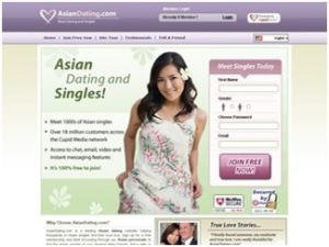 Asian dating rencontre